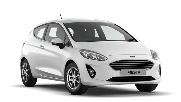 The New Fiesta with great savings!