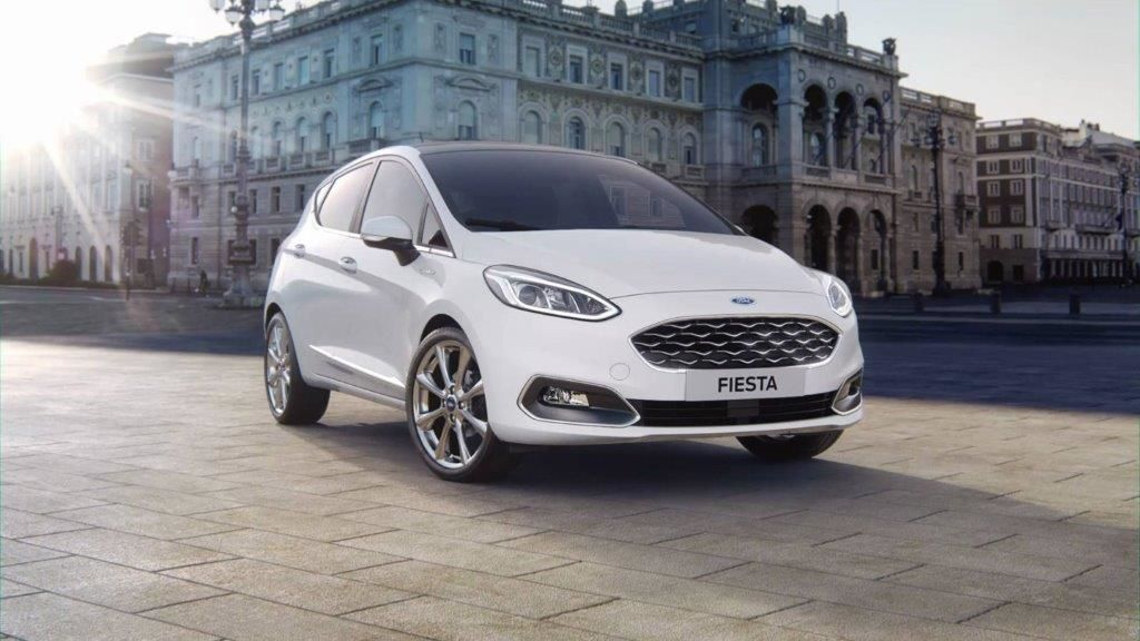 The all new Fiesta Titanium great Deal!
